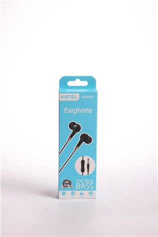 KGTEL Earphone EX001K 734291