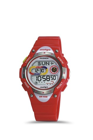 Kid's watch Pasnew Κόκκινο PMG 2001D-N6