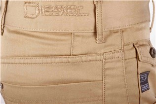 Kyle Chinos 462 Curry W3139MT