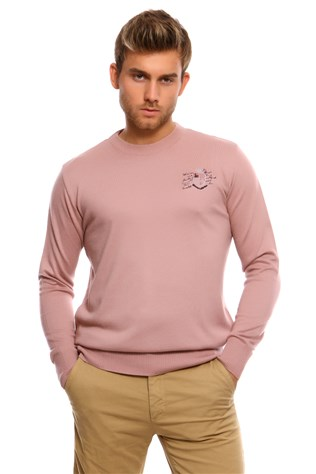 Lee Ecosse Men's Pink Sweatshirt 20213