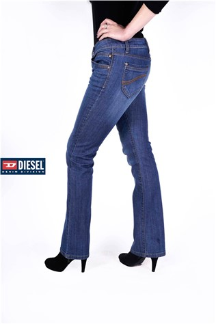 Дамски дънки Lexi Bootcut Medium Blue J3574FT