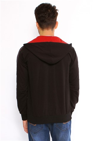 Maccali 2013 Men's Black Sweatshirt