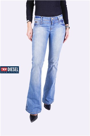 Marci Dessa Fit 125 Light Wash J9093FT