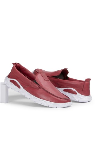 Marwells Men's casual shoes - Dry rose 2021420