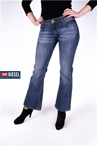 Melody Jade Jean 615 Dark Blue Wash J9673FT