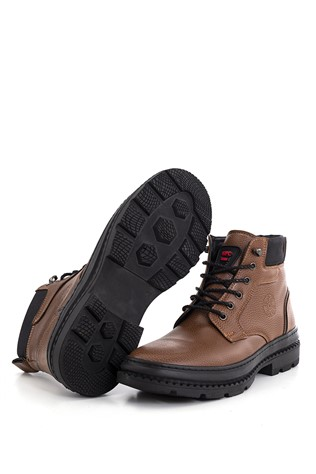 Men's Boots Brown 202302