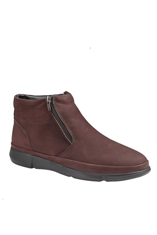 Men's Boots Nabuk Brown 202036