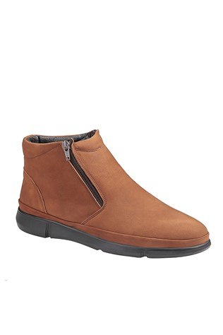Men's Boots Nabuk Light Brown 202040