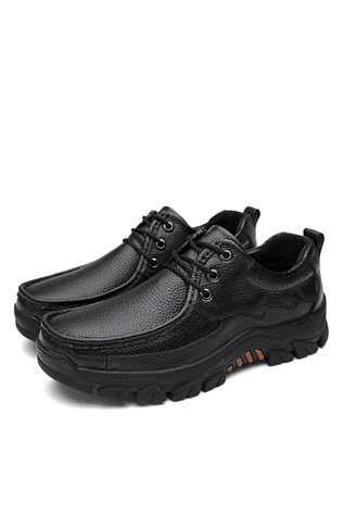 Men's Casual Shoes Black 202297