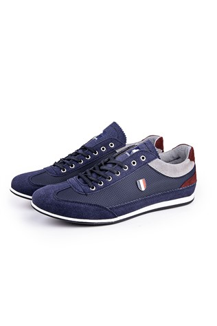 Men's Casual shoes blue 201906