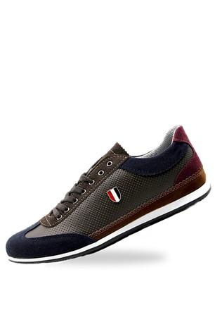 Men's Casual shoes brown 201905