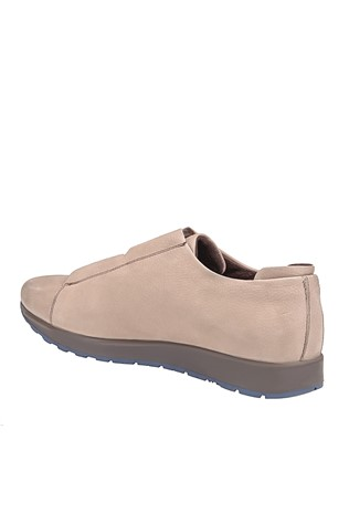 Men's Casual Shoes Nabuk Beige 202049