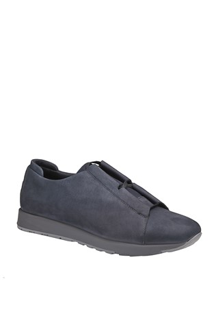 Men's Casual Shoes Nabuk Dark Blue 202050