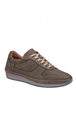 Men's Casual Shoes Nabuk Khaki 202069