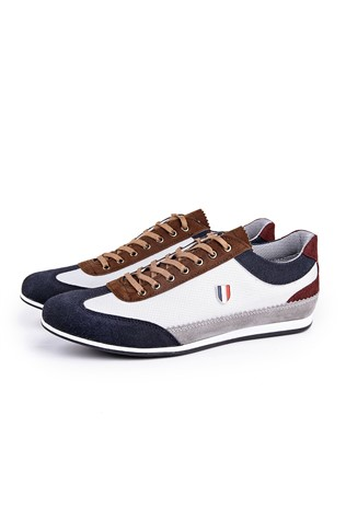 Men's Casual shoes white 201904