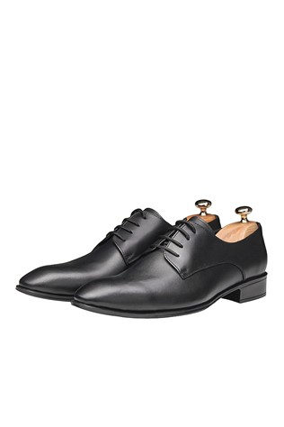 Men's Elegant Shoes Black 202101