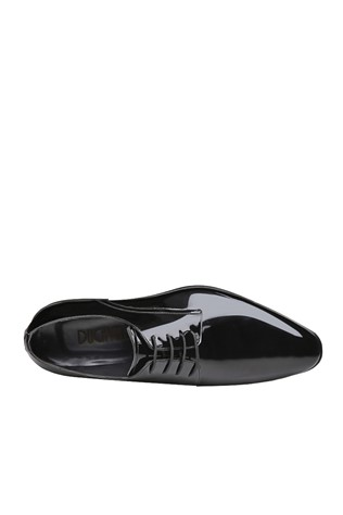 Men's Elegant Shoes Black 202102