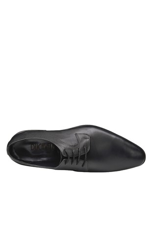 Men's Elegant Shoes Black 202113