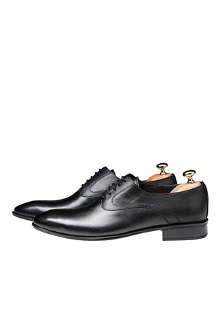 Men's Elegant Shoes Black 202124