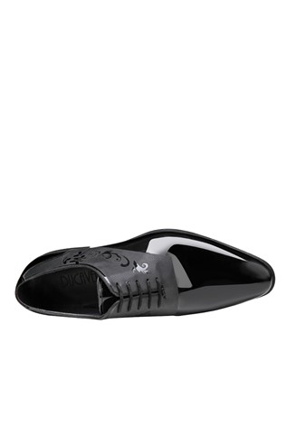 Men's Elegant Shoes Black 202142