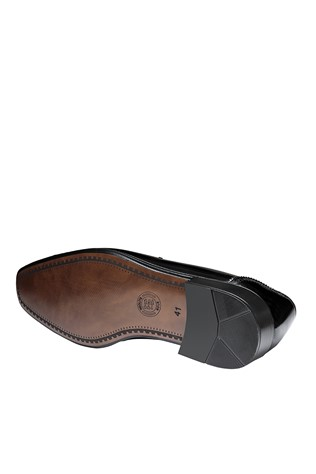 Men's Elegant Shoes Black 202152