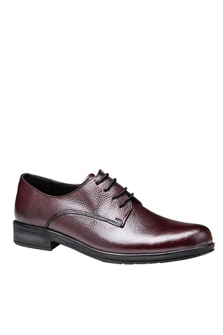 Men's Elegant Shoes Bordo 202167