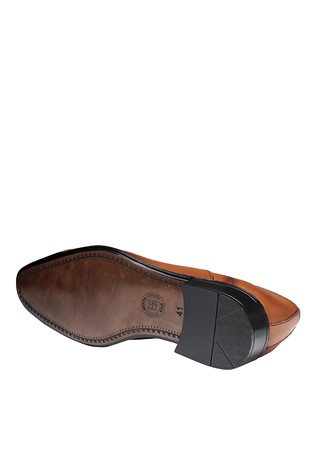 Men's Elegant Shoes Brown 202155