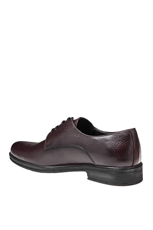 Men's Elegant Shoes Dark Brown 202169