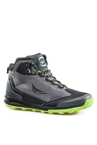 Men's High Top Boots Grey 202025