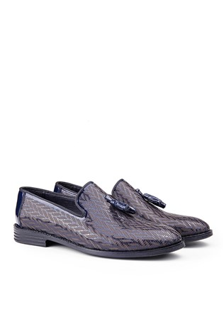 Men's Shoes -  Dark blue 362514795
