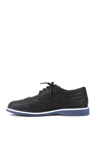 Men's Shoes - Black 36255684