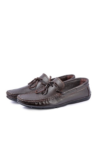 Men's Shoes - Brown  795965711