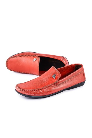 Men's Shoes - Red  795965706