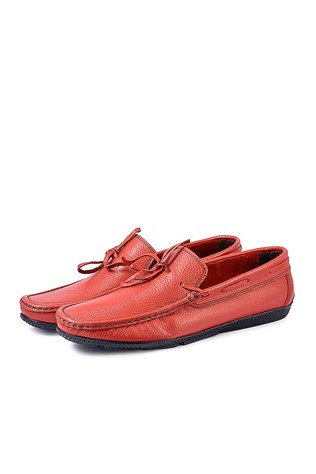 Men's Shoes - Red  795965712