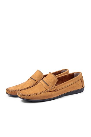 Men's Shoes - Yellow  795965726