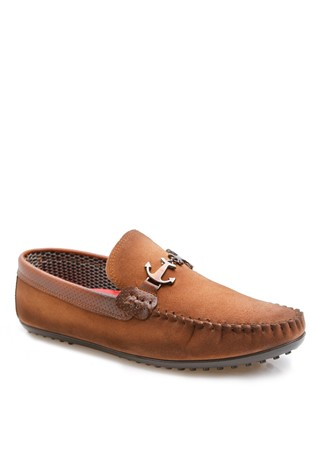 Men's shoes  light Cafea  20183115