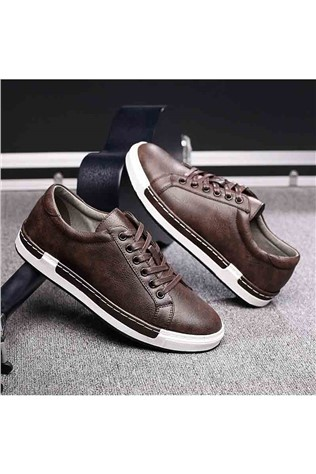Men's shoes 556 - Brown 22057614