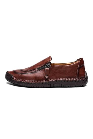 Men's shoes 5709 - Red Brown 22057620