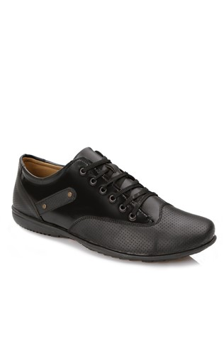 Men's shoes black  2018307