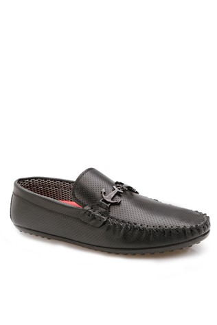 Men's shoes black 20183118