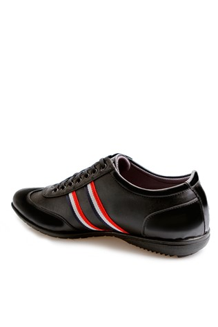 Men's shoes black 20183127