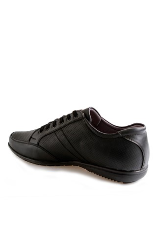 Men's shoes black 20183128