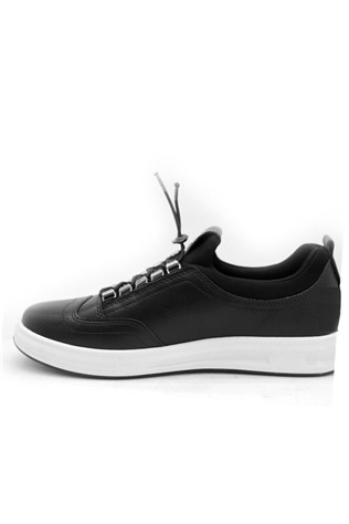 Men's shoes black 20183155