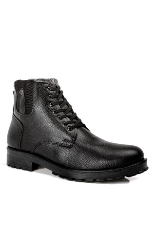 Men's shoes black 20184034