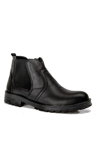 Men's shoes black 20184036