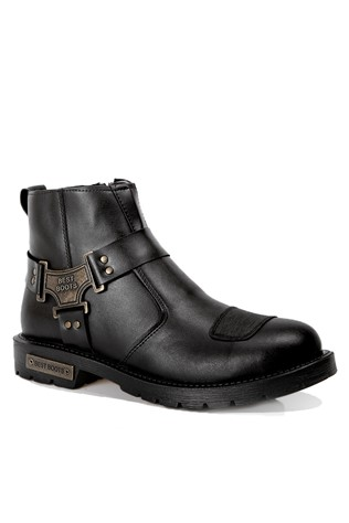 Men's shoes black 20184055