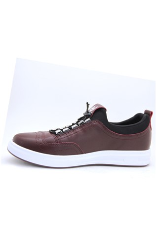 Men's shoes bordo 20183144