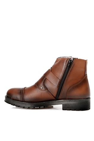 Men's shoes brown 20184001