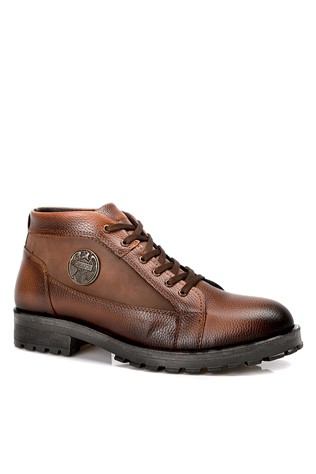 Men's shoes brown 20184006