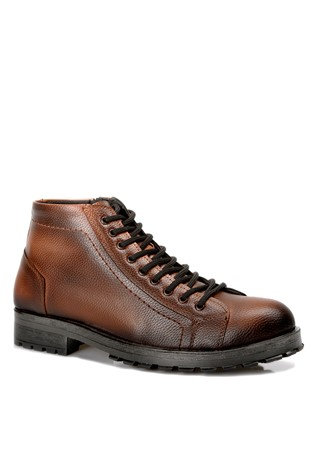 Men's shoes brown 20184008